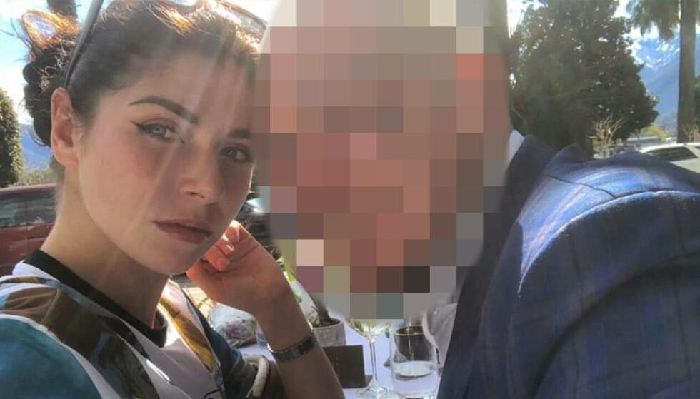DREPT: Milliardær-arvingen Anna Reed (22) ble funnet kvalt på et luksushotell i Sveits. 32-åringen som er tiltalt for drapet hevder imidlertid at hun døde ved et uhell mens de hadde sex. Foto: Skjermdump fra Facebook