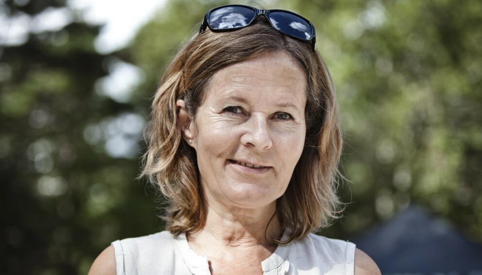 DØD: Skuespiller Kjersti Holmen er død. Foto: Aleksander Andersen / Scanpix .