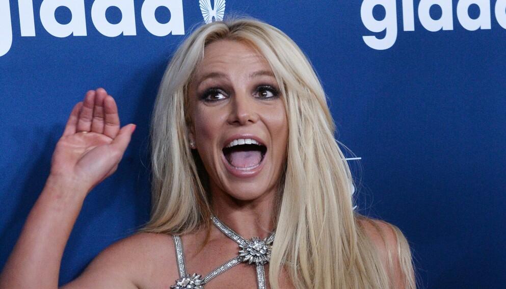 INSPIRERT: Britney Spears ble inspirert av det britiske hertugparet. Foto: Jim Ruymen / Shutterstock / NTB