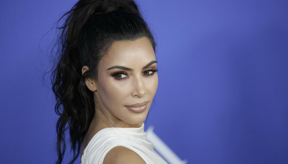 ANKLAGES: Etter at Kim Kardashian lanserte sin nye SKIMS-kampanje har kritikken haglet inn. Foto: John Angelillo/UPI/Shutterstock / NTB