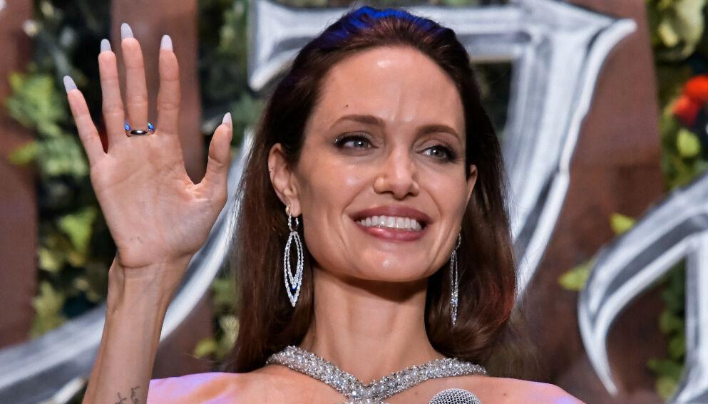 KOBLES TIL STJERNE: Angelina Jolie kobles til annen superstjerne. Foto: Keizo Mori/UPI/Shutterstock/NTB