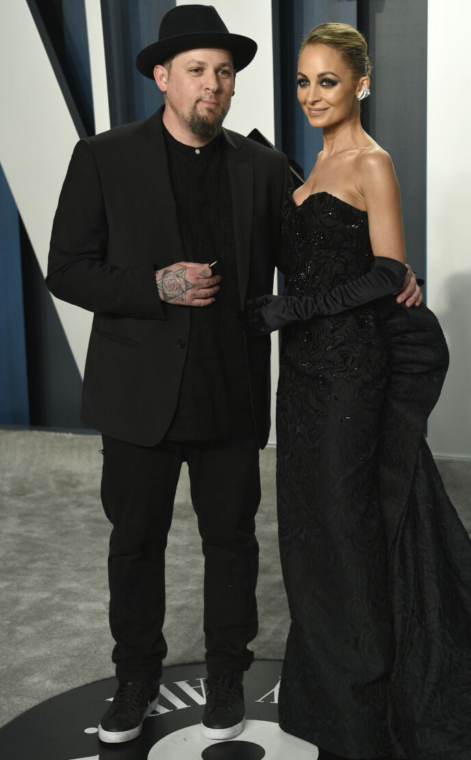 TVILLING: Benji Maddens tvillingbror Joel Madden er gift med Nicole Richie. Foto: Evan Agostini/Invision/AP/NTB