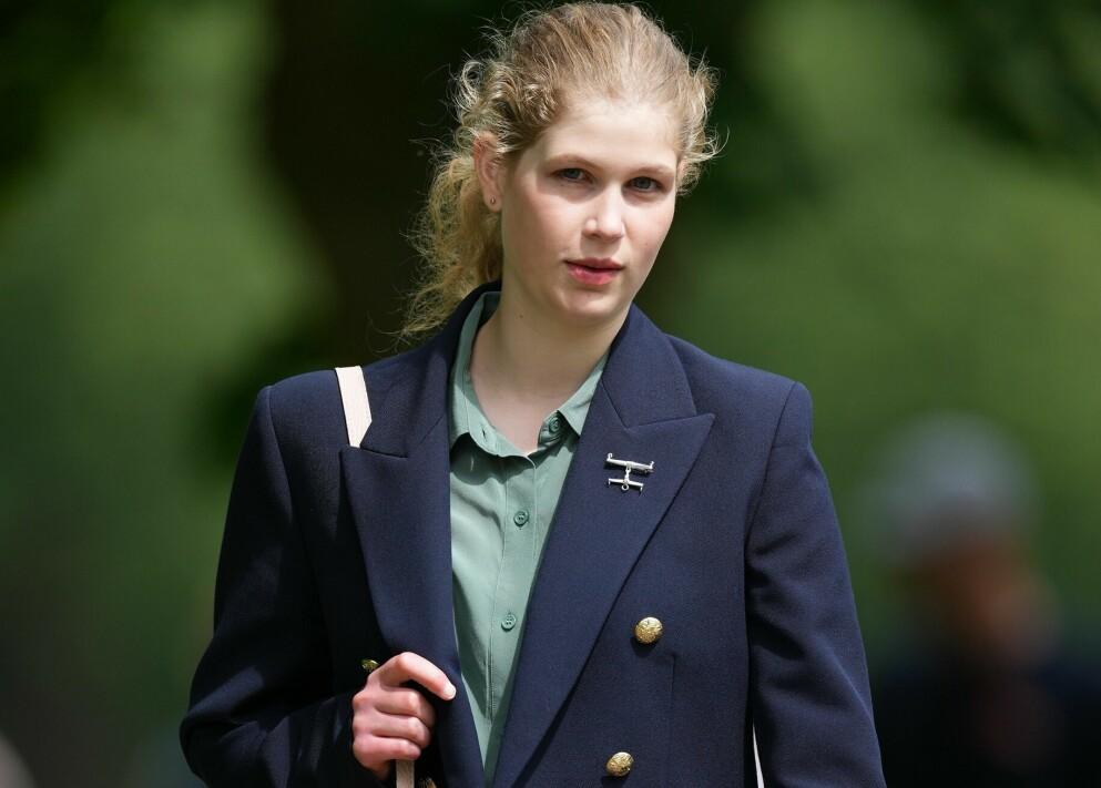 POPULÆR: Lady Louise har blitt en ny favoritt blant rojale fans. Foto: Shutterstock Editorial / NTB