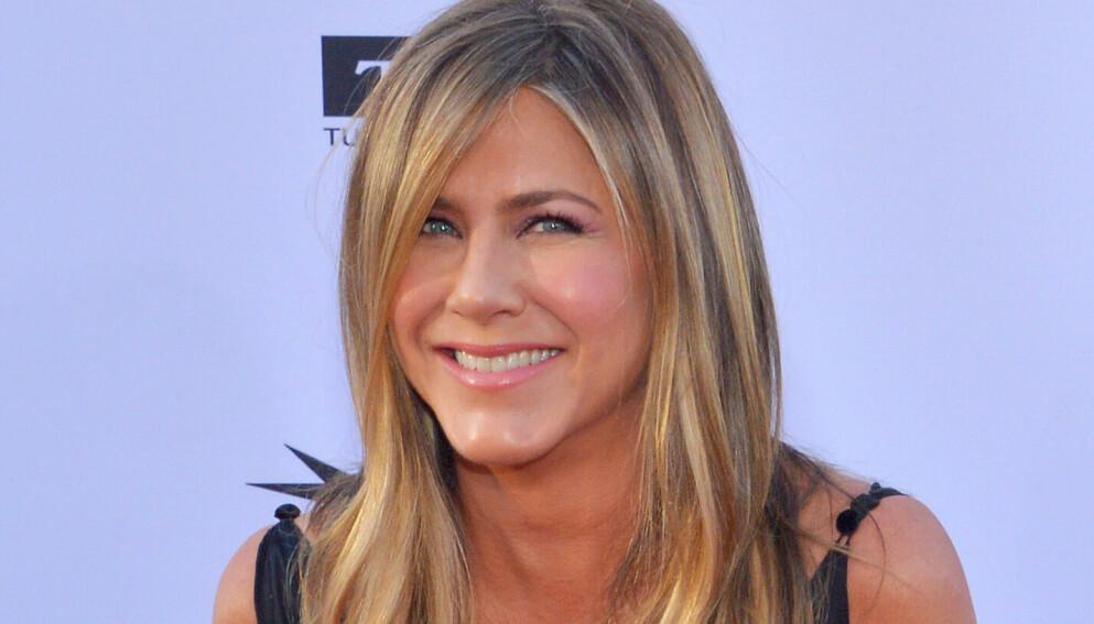 SINGEL: Jennifer Aniston innrømmer at hun har lyst til å finne kjærligheten igjen. Foto: Jim Ruymen/UPI/Shutterstock/NTB
