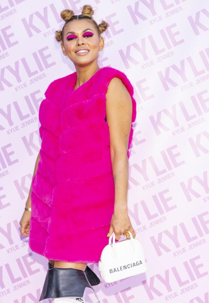 KONKURRENT?: Alexandra Joner forteller at Kylie Jenner er en stor inspirasjonskilde. Foto: Tor Lindseth / Se og Hør