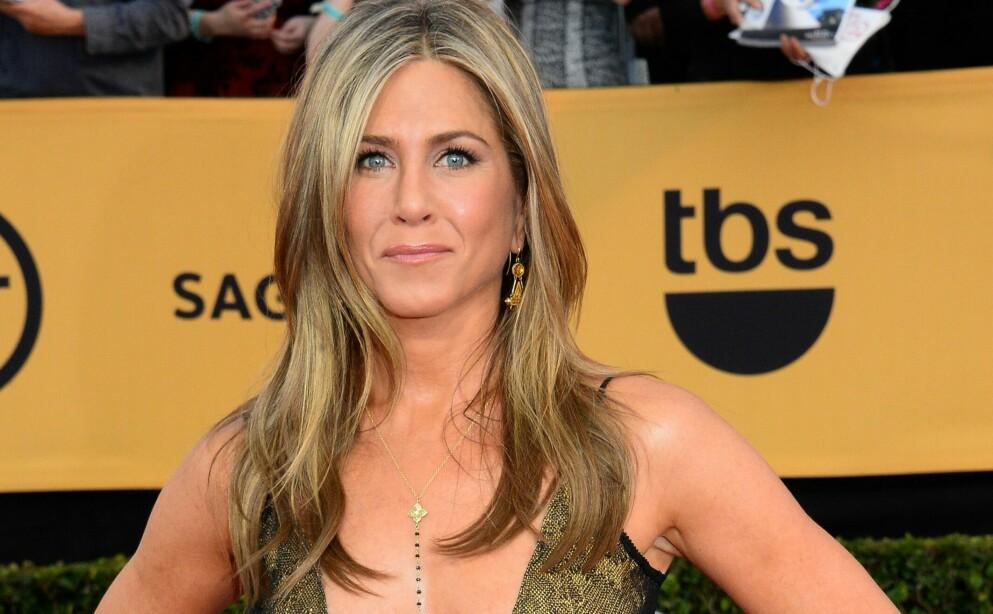 ÆRLIG: Jennifer Aniston åpner seg ytterligere om tiden da hun spilte inn «Friends». Foto: Jim Ruymen / Shutterstock Editorial / NTB