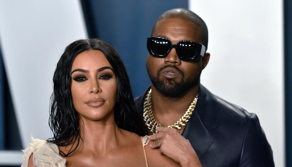 EKSKJÆRESTER: Kim Kardashian og Kanye West slapp nyheten om at de gikk hver til sitt tidligere i år. Foto: Chris Chew / Shutterstock / NTB