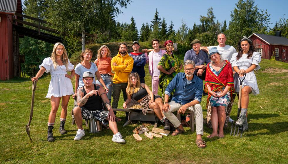ENDRINGER: Gjør store endringer i forbindelse med «Farmen»-finaleinnspillinga. Foto: Espen Solli / TV2