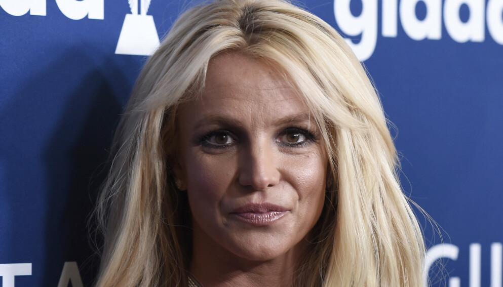 RASER: Britney Spears snakker åpenhjertig i et nytt Instagram-innlegg. Foto: Chris Pizzello/Invision/AP/NTB