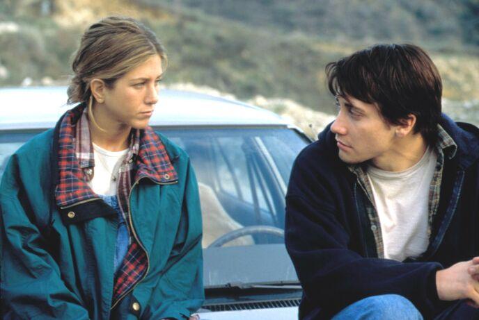 «THE GOOD GIRL»: Jennifer Aniston og Jake Gyllenhaal spilte sammen i «The Good Girl» for 19 år siden. Foto: Moviestore/REX/NTB
