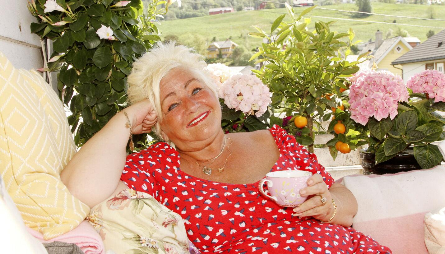 STOR ENDRING: Solfrid Rørlien Saue var 1980-tallets store stjerne her hjemme. Så forsvant hun brått. Det er det flere grunner til, kan hun røpe nå. FOTO: Bent Are Sigvaldsen