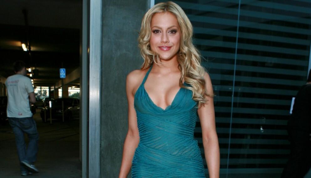 DØDE BRÅTT: Alt lå til rette for Brittany Murphy. Så døde hun brått. Foto: Alex Berliner / Shutterstock Editorial / REX / NTB