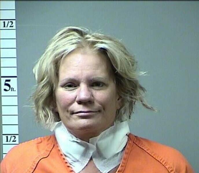 SONER LIVSTID: Pamela Hupp sitter fengslet i Missouri, hvor drapene fant sted. Foto: St. Charles County Jail