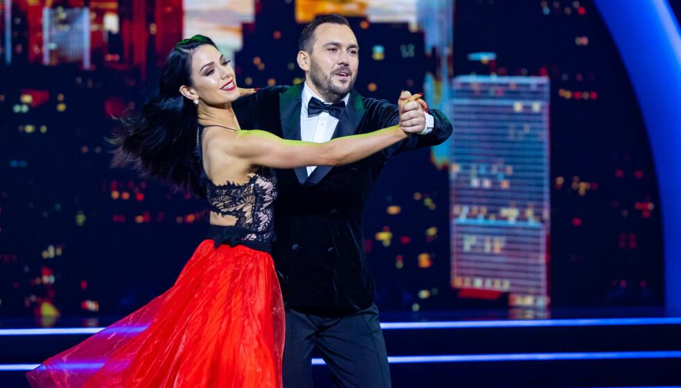 SISTE DANS: Dennis Vareide har danset sin siste dans. Foto: Thomas Andersen / TV 2