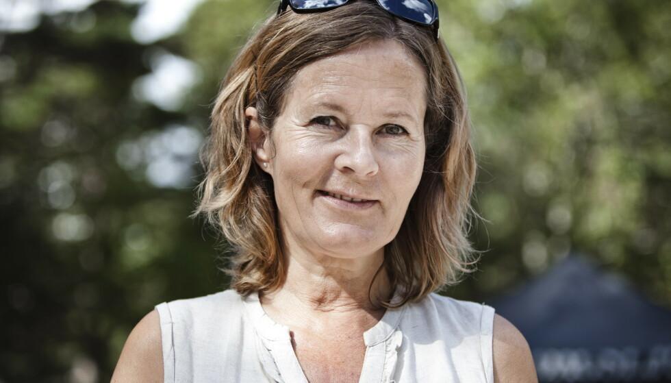 ET SISTE FARVEL: Skuespiller Kjersti Holmen bisettes mandag. Foto: Aleksander Andersen/ NTB