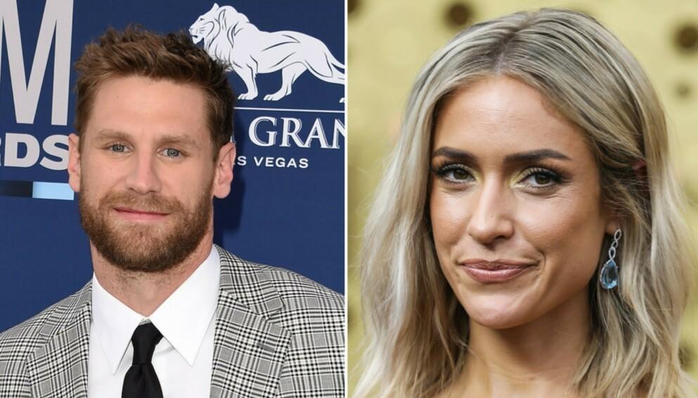 OVER: Romansen mellom Chase Rice og Kristin Cavallari ble av det kortvarige slaget. Foto: REX/Shutterstock/Xavier Collin/Image Press Agency/NTB