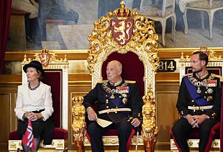Derfor var dronningen uønsket på Stortinget