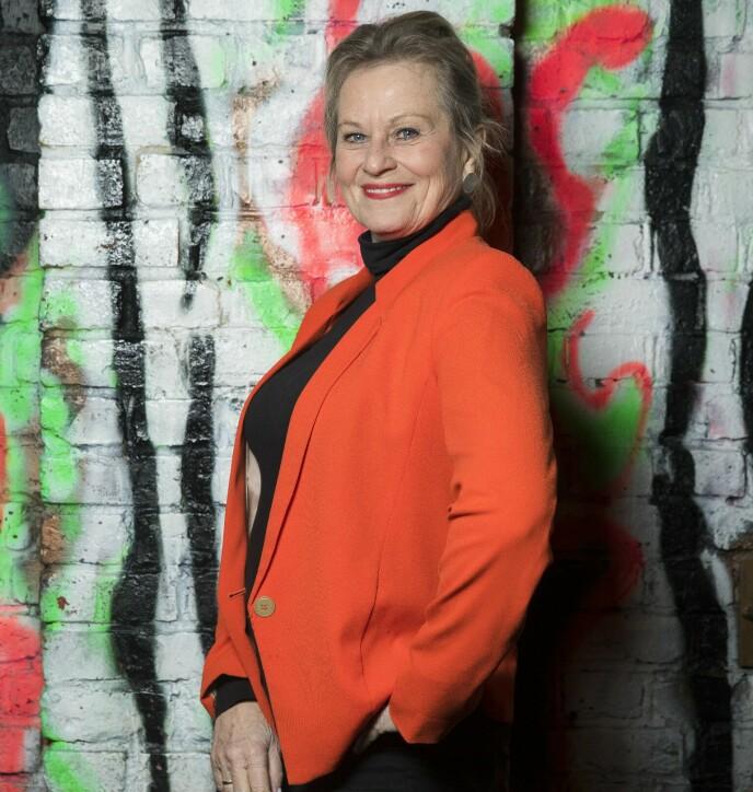 ÆRESBORGER: Anne Marie Ottersen Lindtner forteller at hun er sjokkert etter hendelsen. Foto: Espen Solli