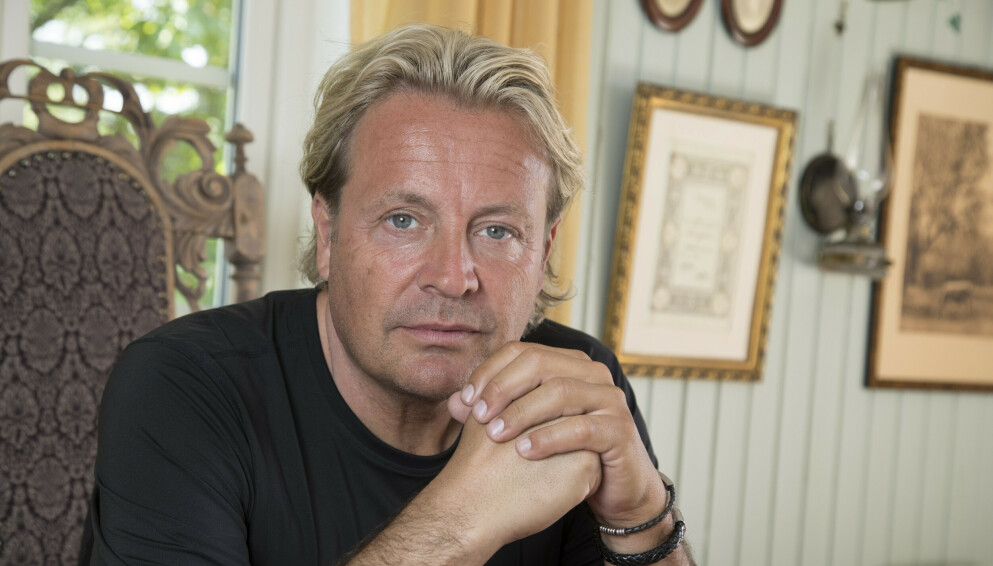 SKAL SONE: Runar Søgaard skal i fengsel. Foto: Morten Eik/Se og Hør