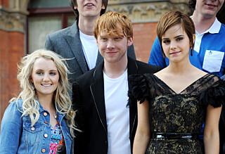 «Harry Potter»-stjernen ærlig om sykdommen