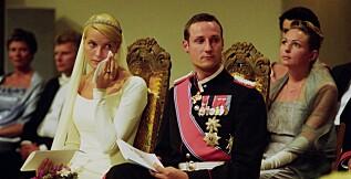 Image: Slik gikk det med Mette-Marits forlover: - Kjente meg liten og tom