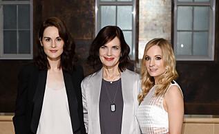 Image: «Downton Abbey»-stjernen skilles etter åtte år