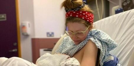 Image: - En ekstrem fødsel