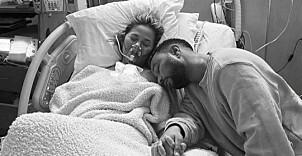 Image: Åpner opp om sønnens død