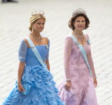 Image: Dronningen i sorg
