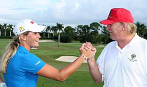 Image: Åpner opp om vennskapet med Trump