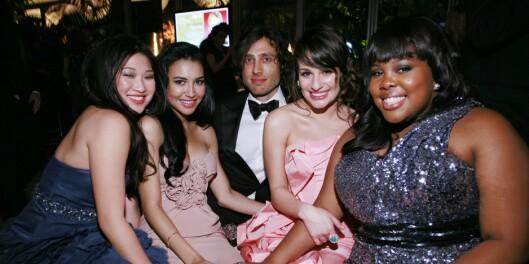 Image: «Glee»-stjernen røper gladnyhet