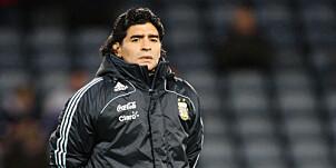 Image: Maradona er død