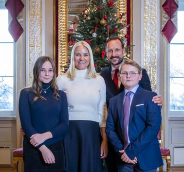 Image: Dette er kronprinsens håp for julen