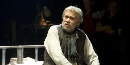 Image: Skuespiller Nils Sletta er død
