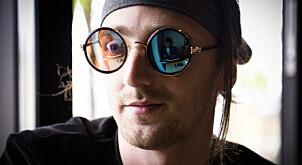Image: - Jeg gråt bak brillene