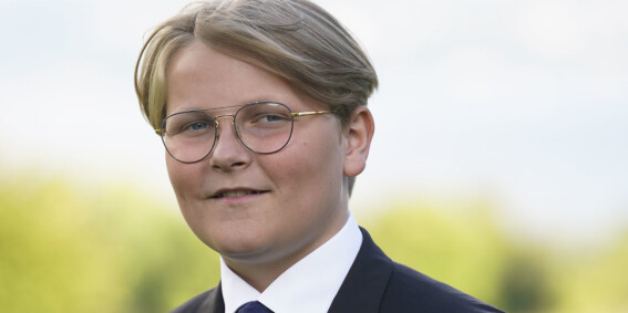 Image: Skøyerprinsen fyller 15 år!