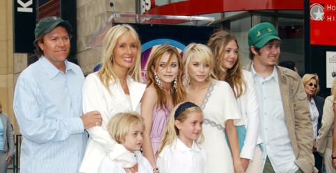 Image: Den ukjente Olsen-familien