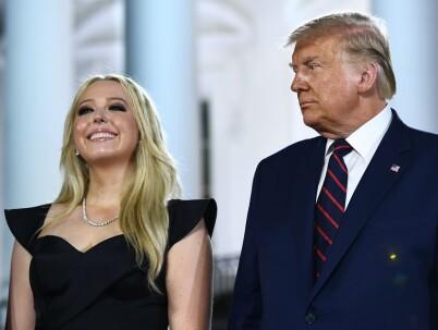 Image: Trump-datteren røper forlovelse