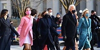 Image: Presidentens barnebarn vekker oppsikt