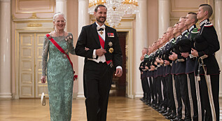 Image: Dronningen med historisk fravær