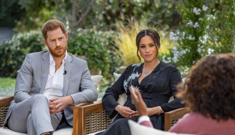 Image: Skal sende Oprah-intervjuet i Norge