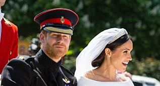 Image: - Kalt gissel før bryllupet