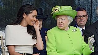 Image: - Vil ikke kaste dronningen under bussen