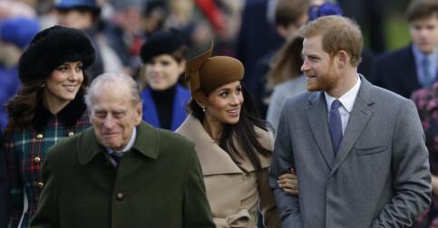 Image: - Vil oppkalle datteren etter prins Philip