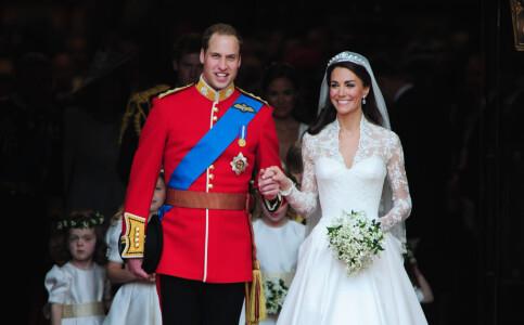 Image: Avslører pinlig øyeblikk i bryllupet