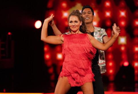 Image: Babylykke for «Skal vi danse»-profilen