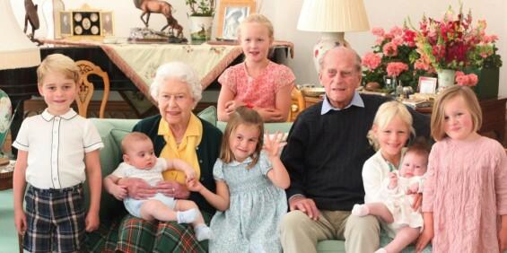 Image: Deler rørende bilder før begravelsen