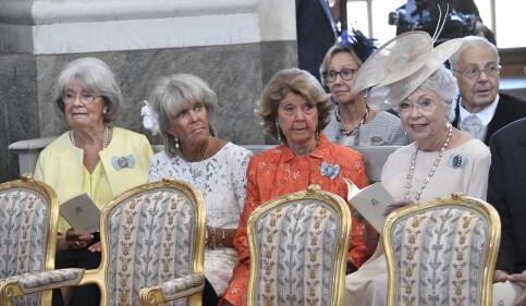 Image: Kongens skandalesøstre: Bor alene på Mallorca