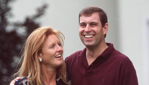 Image: Kan endelig gifte seg etter prins Philips død