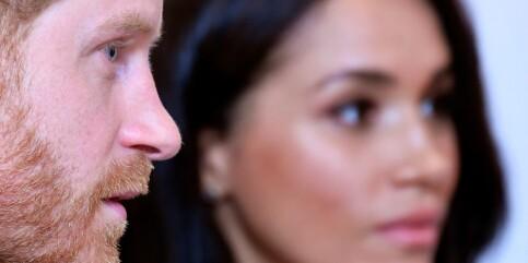 Image: Sier prins Harry angrer: - Han var flau